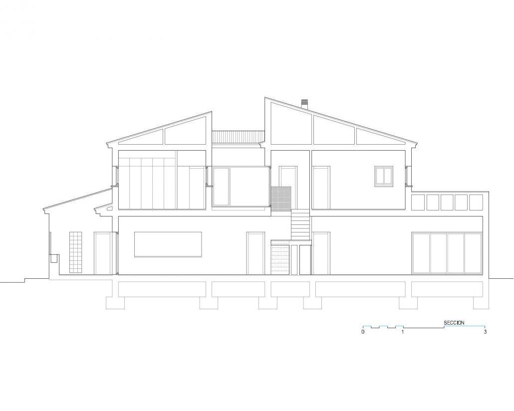 Estudio de arquitectura vivienda en navarres valencia - Estudios arquitectura valencia ...