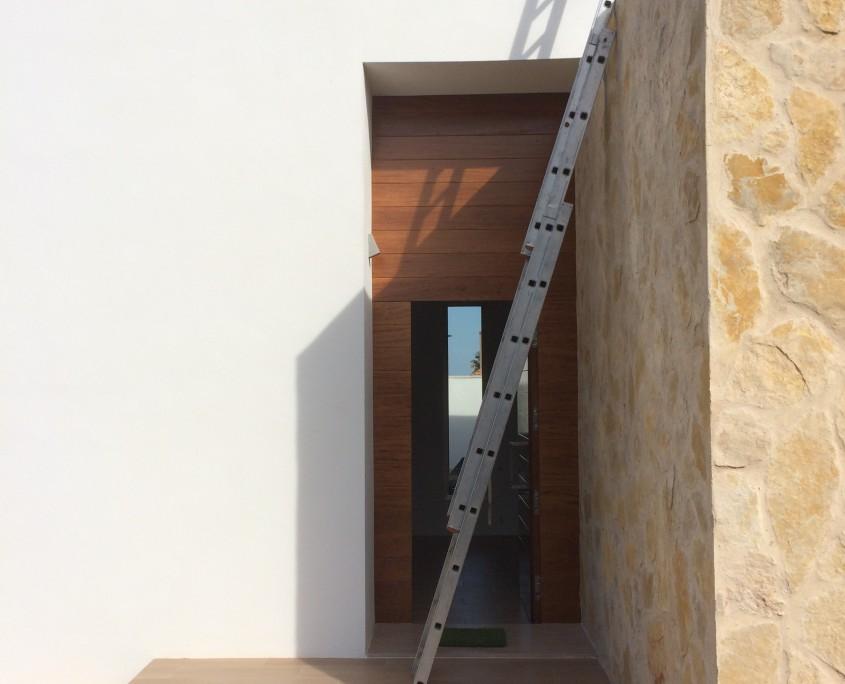 Arquitectos Valencia - Proyecto Vivienda