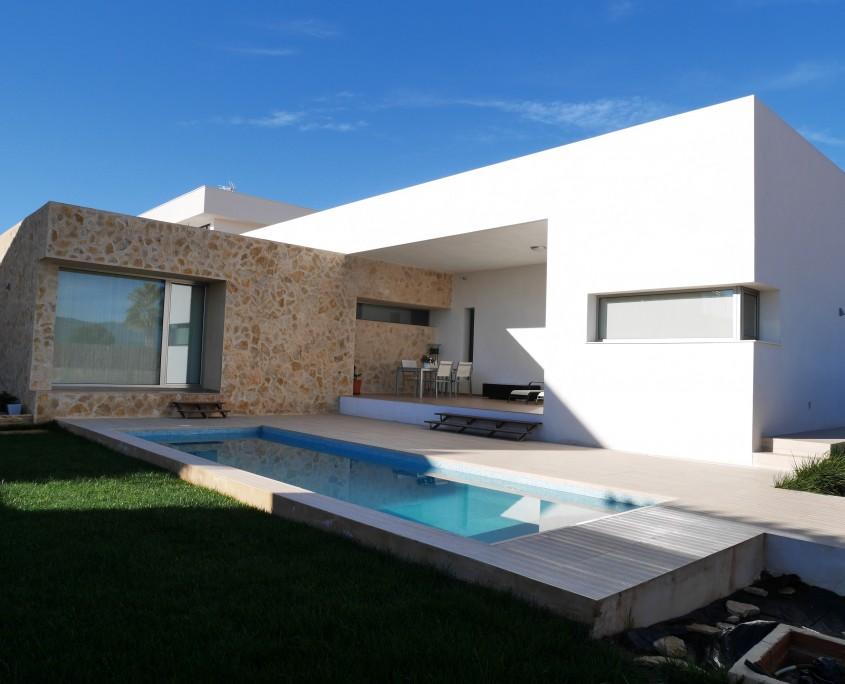 Proyecto Vivienda - Arquitectos Valencia