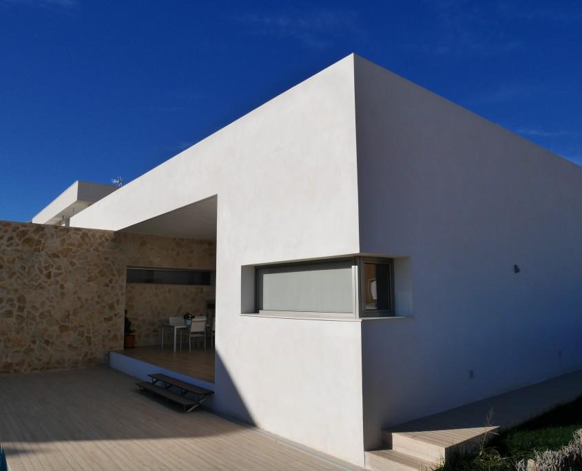 Proyecto de Casas - Arquitecto Valencia