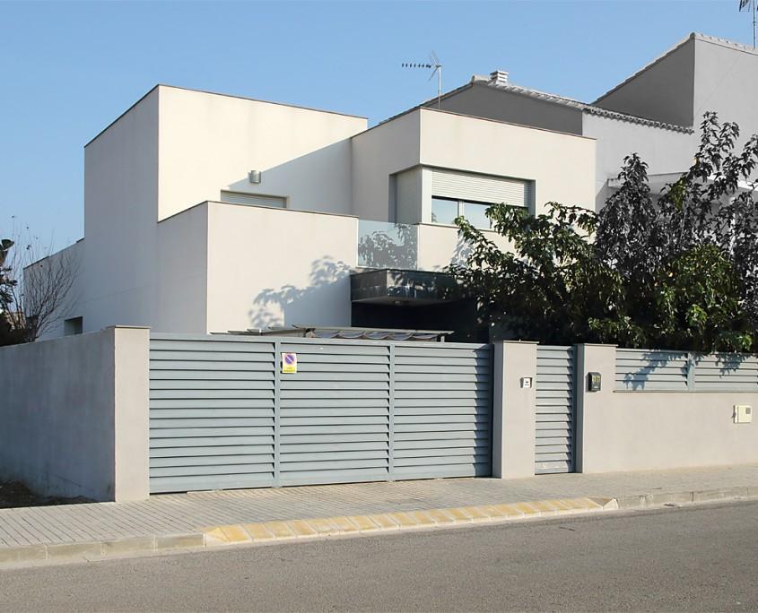 Linkehome arquitectos en valencia vivienda en alberic - Estudios arquitectura valencia ...