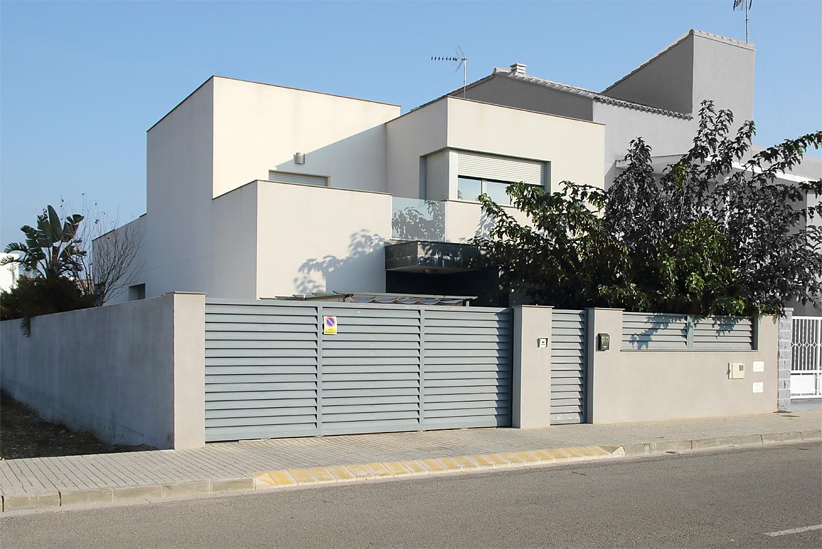 Linkehome arquitectos en valencia vivienda en alberic for Arquitectos valencia