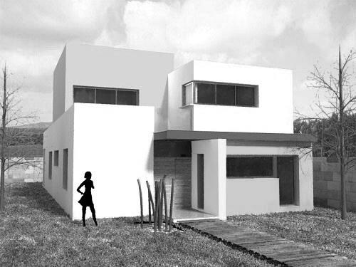 Linkehome arquitectos en valencia vivienda en alberic - Arquitectos valencia ...