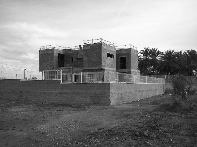 Arquitectos valencia vivienda loriguilla valencia for Arquitectos valencia
