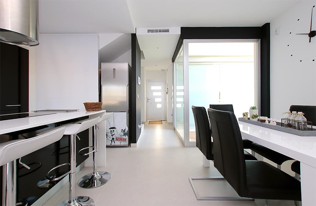 vivienda de diseño unifamiliar - Linkehome Estudio Arquitectura Valencia
