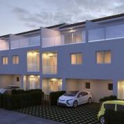 Arquitectura viviendas adosadas Javea 1