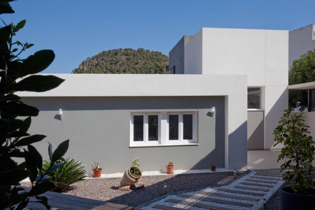 Arquitectura Vivienda unifamiliar en Olocau Valencia