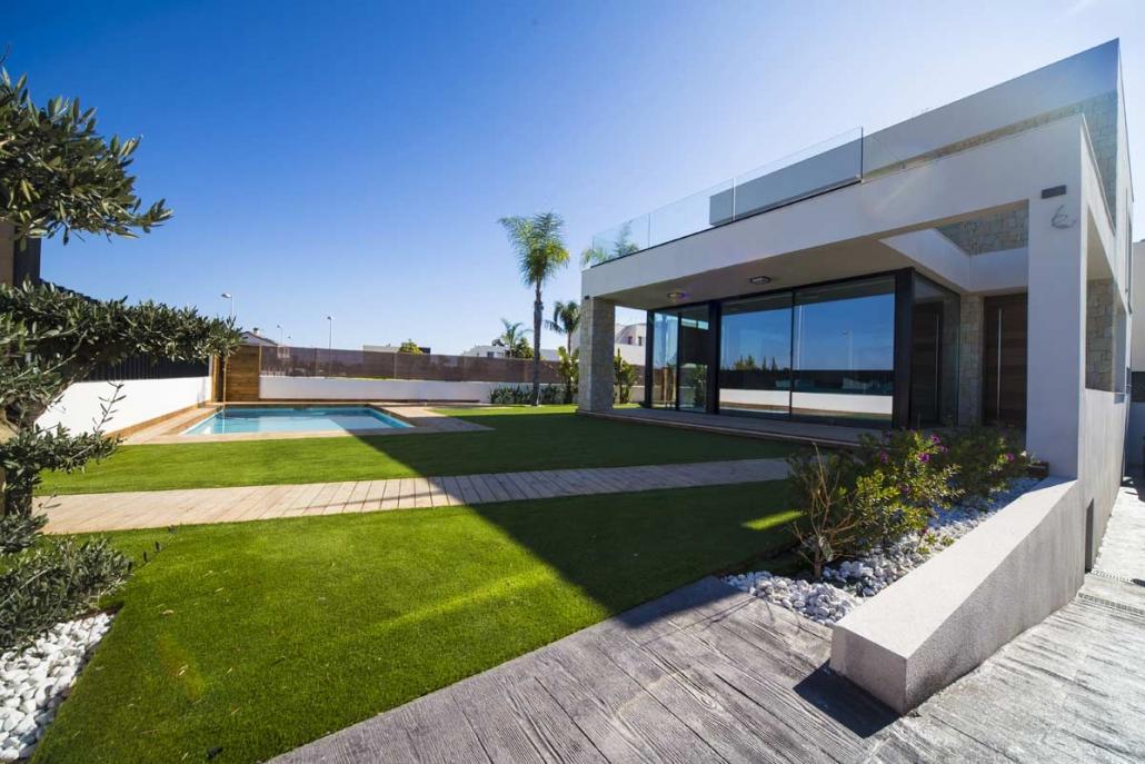 Arquitectura viviendas Albal