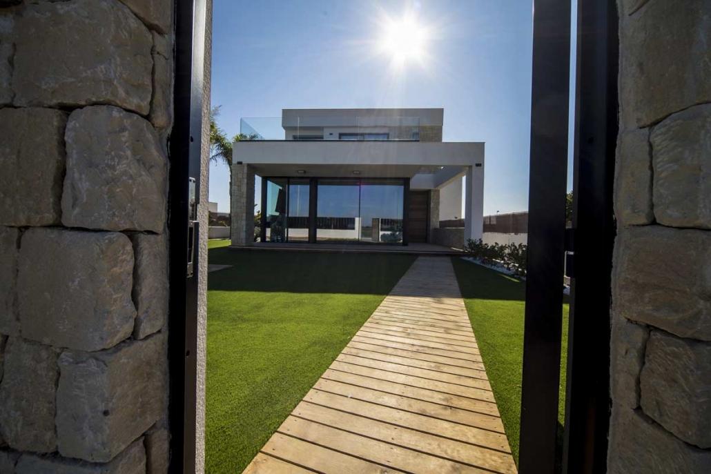 Arquitectura viviendas Albal 4