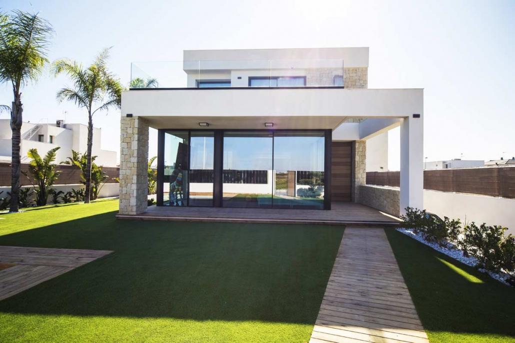 Arquitectura viviendas Albal 7