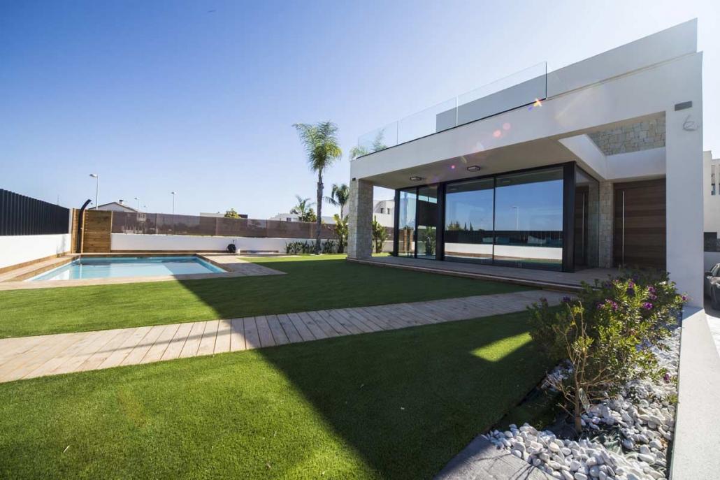 Arquitectura viviendas Albal 8